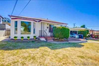 7313 Vassar Ave., La Mesa, CA 91942 - MLS#: 190061292