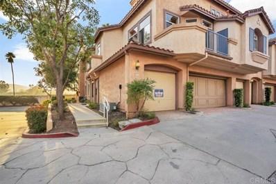 11362 Via Rancho San Diego UNIT A, El Cajon, CA 92019 - MLS#: 190061530