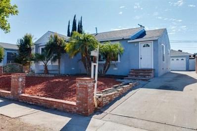 2720 W Tichenor St, Compton, CA 90220 - MLS#: 190061589