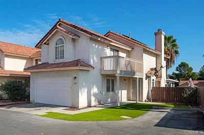 2101 REBECCA WAY, Lemon Grove, CA 91945 - MLS#: 190061656