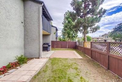 321 Rancho Dr UNIT 27, Chula Vista, CA 91911 - MLS#: 190061799