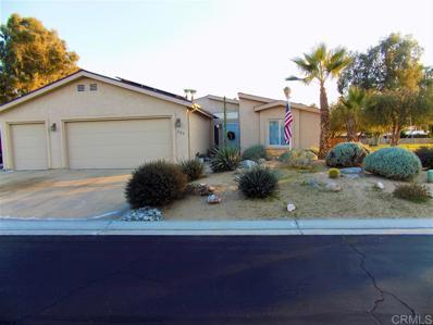1010 Palm Canyon UNIT 363, Borrego Springs, CA 92004 - MLS#: 190061859