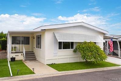 650 S Rancho Santa Fe Rd UNIT 293, San Marcos, CA 92078 - MLS#: 190061924