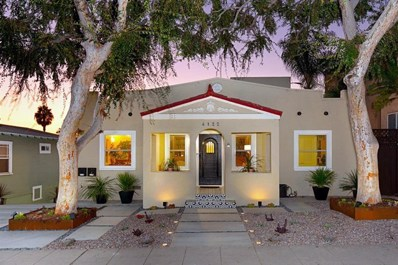 4118 Hamilton Street, San Diego, CA 92104 - MLS#: 190061962