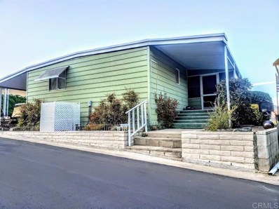 9500 Harritt Rd UNIT 206, Lakeside, CA 92040 - MLS#: 190062052