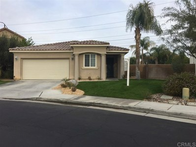 31060 Calle Agate, Cathedral City, CA 92234 - MLS#: 190062116