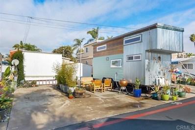 1549 N Vulcan UNIT 50, Encinitas, CA 92024 - MLS#: 190062621