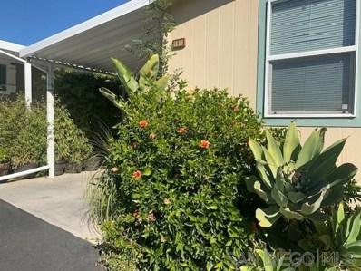 3909 Reche Rd UNIT 191, Fallbrook, CA 92028 - MLS#: 190062721