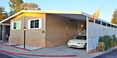 3340 Del Sol Blvd UNIT 125, San Diego, CA 92154 - MLS#: 190062725
