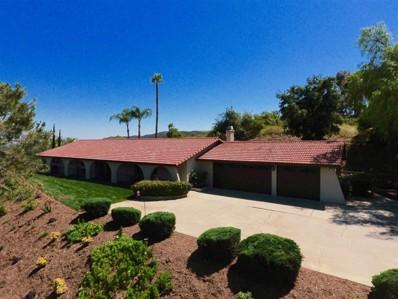 1753 Tierra Libertia Rd, Escondido, CA 92026 - MLS#: 190062887