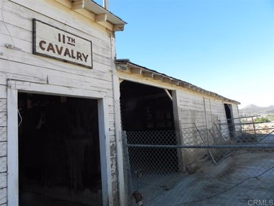 1128 Custer, Campo, CA 91906 - MLS#: 190062925