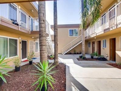 601 S Tremont St UNIT E, Oceanside, CA 92054 - MLS#: 190062935