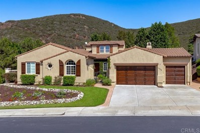 1408 Schoolhouse Way, San Marcos, CA 92078 - MLS#: 190063001