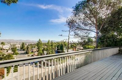 1000 Eastside Rd, El Cajon, CA 92020 - MLS#: 190063132