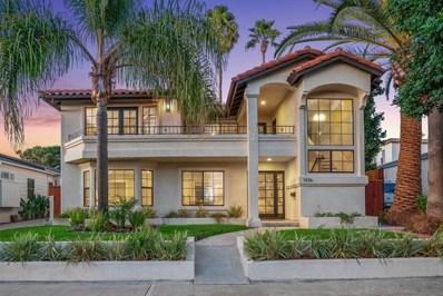 1436 Missouri St, San Diego, CA 92109 - MLS#: 190063225