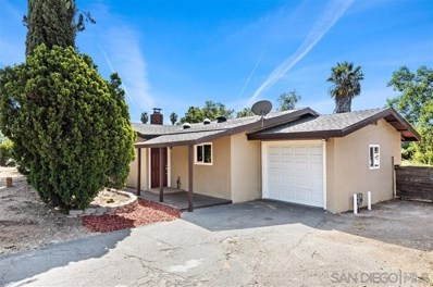 521 Twin Palm Cir, Fallbrook, CA 92028 - MLS#: 190063227