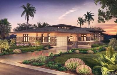 3817 Rancho Summit, Encinitas, CA 92024 - MLS#: 190063446