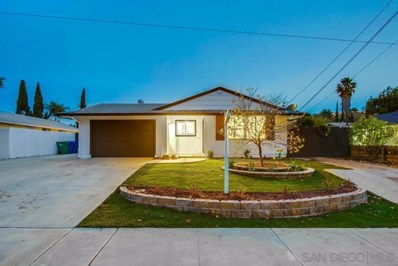 9417 Pryor Dr, Santee, CA 92071 - MLS#: 190063850