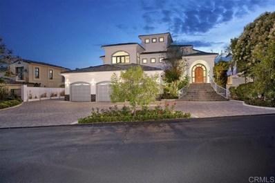 5848 Meadows Del Mar, San Diego, CA 92130 - MLS#: 190063864