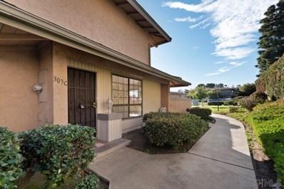 303 Rancho Dr. UNIT C, Chula Vista, CA 91911 - MLS#: 190064135