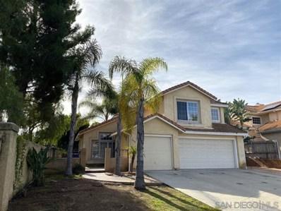 1401 Corte Clasica, San Marcos, CA 92069 - MLS#: 190064253
