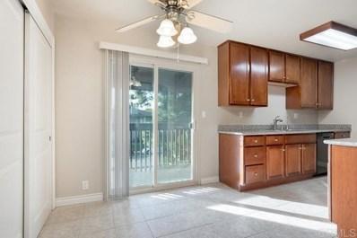 321 Rancho Drive UNIT 22, Chula Vista, CA 91911 - MLS#: 190064264