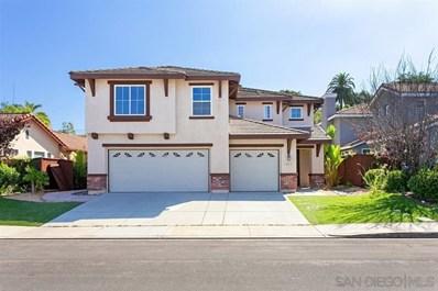 1555 Loma Alta, San Marcos, CA 92069 - MLS#: 190064315