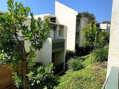 4060 Huerfano Ave UNIT 118, San Diego, CA 92117 - MLS#: 190064370