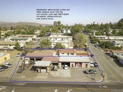 414 Vine St, Fallbrook, CA 92028 - MLS#: 190064636