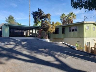 7102 Stanford Ave, La Mesa, CA 91942 - MLS#: 190064999