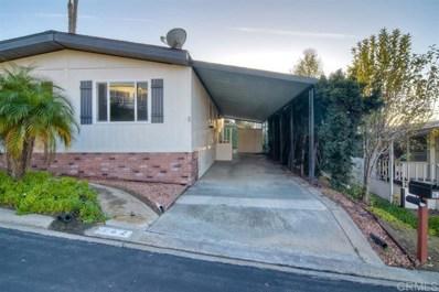 1930 W San Marcos Blvd UNIT 162, San Marcos, CA 92078 - MLS#: 190065125