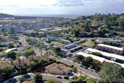 700 Valley Ave, Solana Beach, CA 92075 - MLS#: 190065446