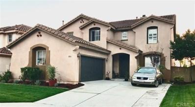 806 Via Barquero, San Marcos, CA 92069 - MLS#: 190065503