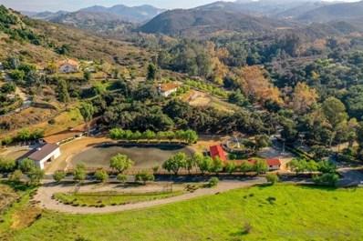 1646 Little Gopher Canyon, Vista, CA 92084 - MLS#: 190065703