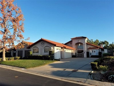 1050 Ridge Heights, Fallbrook, CA 92028 - MLS#: 190065785