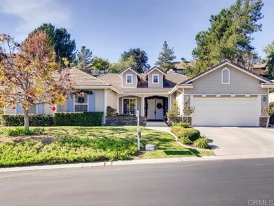 2191 Berwick Woods, Fallbrook, CA 92028 - MLS#: 190065877