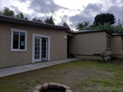 8706 Winter Gardens Blvd, Lakeside, CA 92040 - MLS#: 190066101