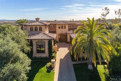 5191 Rancho Madera Bend, San Diego, CA 92130 - MLS#: 190066105