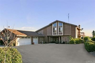 1724 Idaho terrace, Escondido, CA 92025 - MLS#: 190066136