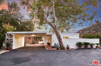3560 MANDEVILLE CANYON Road, Los Angeles, CA 90049 - MLS#: 19418498