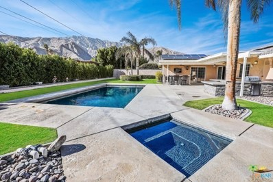 457 W SANTA CATALINA Road, Palm Springs, CA 92262 - MLS#: 19418724PS