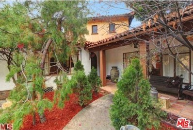 1538 N CRESCENT HEIGHTS, West Hollywood, CA 90046 - MLS#: 19419088