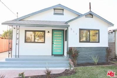 511 S Butler Avenue, Compton, CA 90221 - MLS#: 19420004