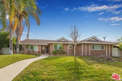 17074 SEPTO Street, Northridge, CA 91325 - MLS#: 19420284