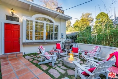 8689 Lookout Mountain Avenue, Los Angeles, CA 90046 - MLS#: 19420456