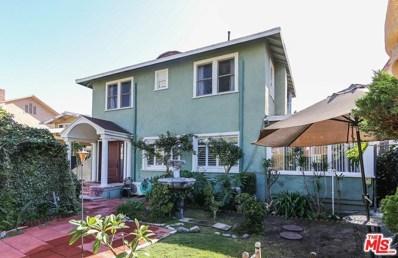 942 S BRONSON Avenue, Los Angeles, CA 90019 - MLS#: 19420596