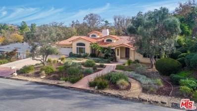 1066 EL SEGUNDO Drive, Thousand Oaks, CA 91362 - MLS#: 19420786