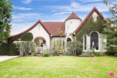 1231 MASSELIN Avenue, Los Angeles, CA 90019 - MLS#: 19421478