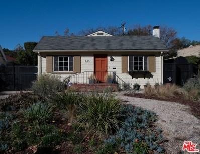 633 LILLIAN Way, Los Angeles, CA 90004 - MLS#: 19421650