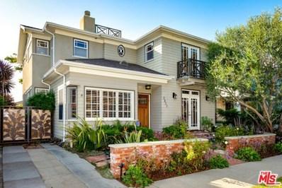 2823 GRAYSON Avenue, Venice, CA 90291 - MLS#: 19421740